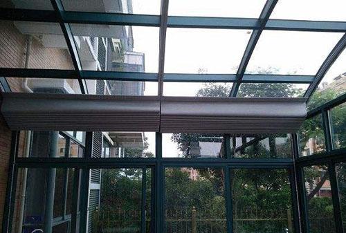 万博体育manbetx3.0折叠式天棚帘-1005