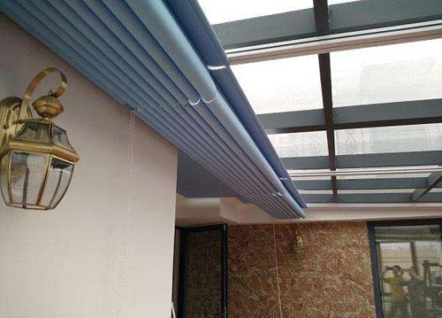 万博体育manbetx3.0折叠式天棚帘-1001