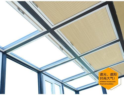 蜂巢帘天窗-1001