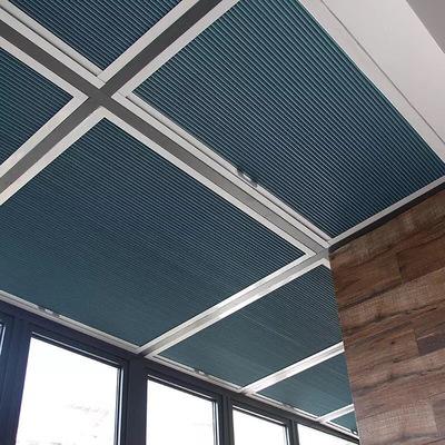 蜂巢帘天窗-1003