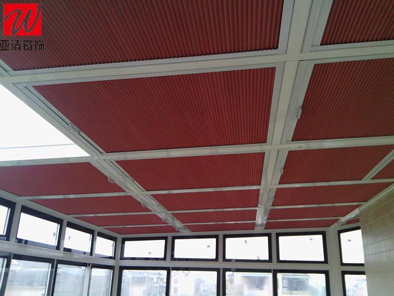蜂巢帘天窗-1008